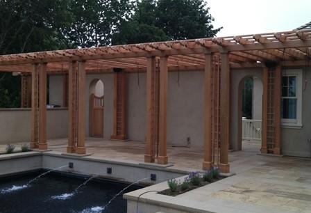 Pergolas / Outdoor Furniture